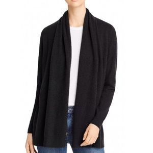 Joie Cashmere & Wool Blend Open Cardigan w/Pockets